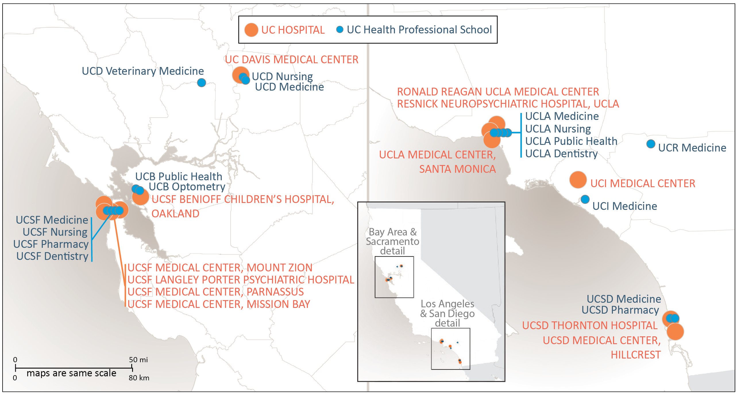 University of California | 11: UC Health